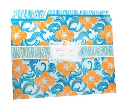 decorative file folders