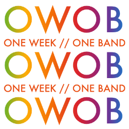 Top Ten Music Websites: one week one band