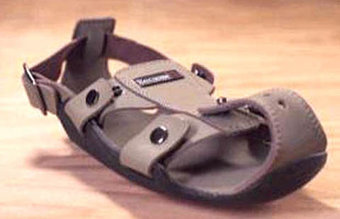 Hemat, Satu Sepatu Untuk Lima Ukuran