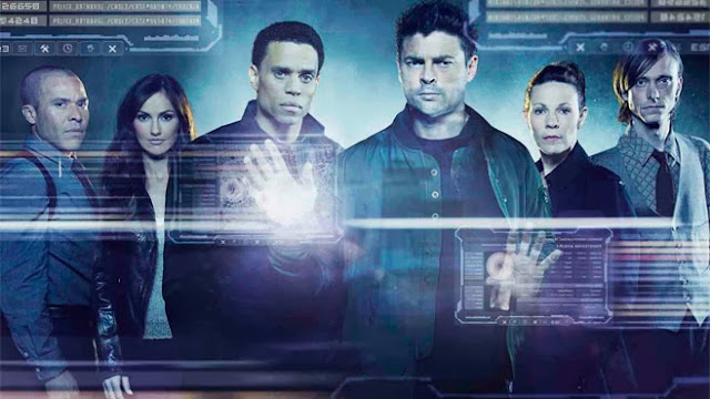 "Almost Human - 1.04 ""The Bends"" - Review & Speculation"