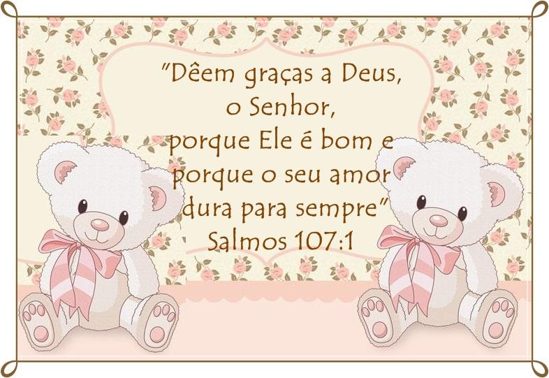 Amo ao Senhor Deus!