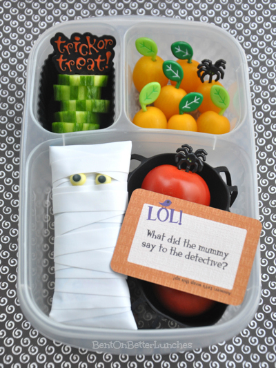 Mummy bento lunch by Bent On Better Lunches