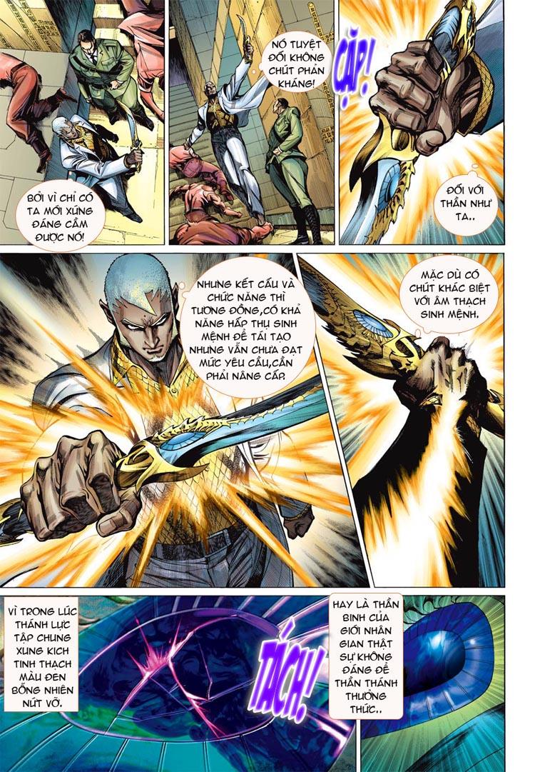 Thần Binh 4 chap 20 - Trang 25