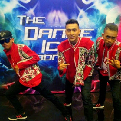 Biodata dan Foto Stop Dance Crew The Dance Icon Indonesia