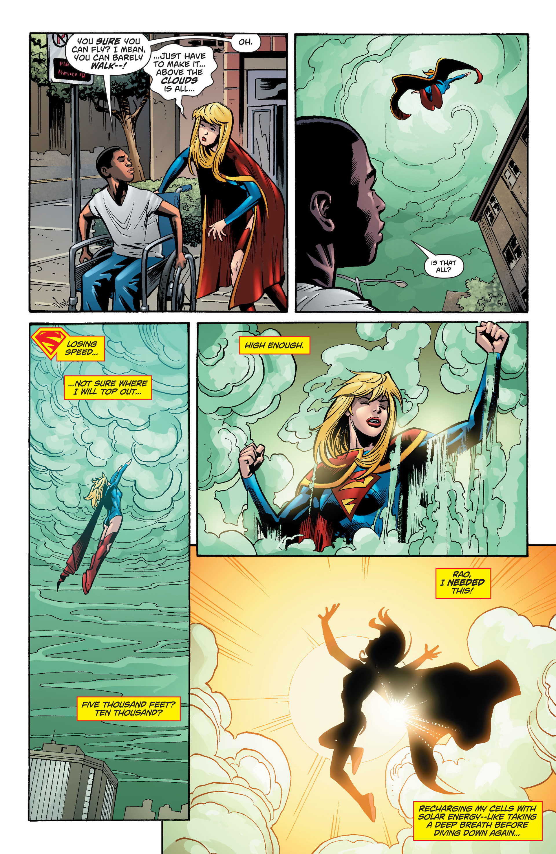 Supergirl (2011) Issue #34 #36 - English 12