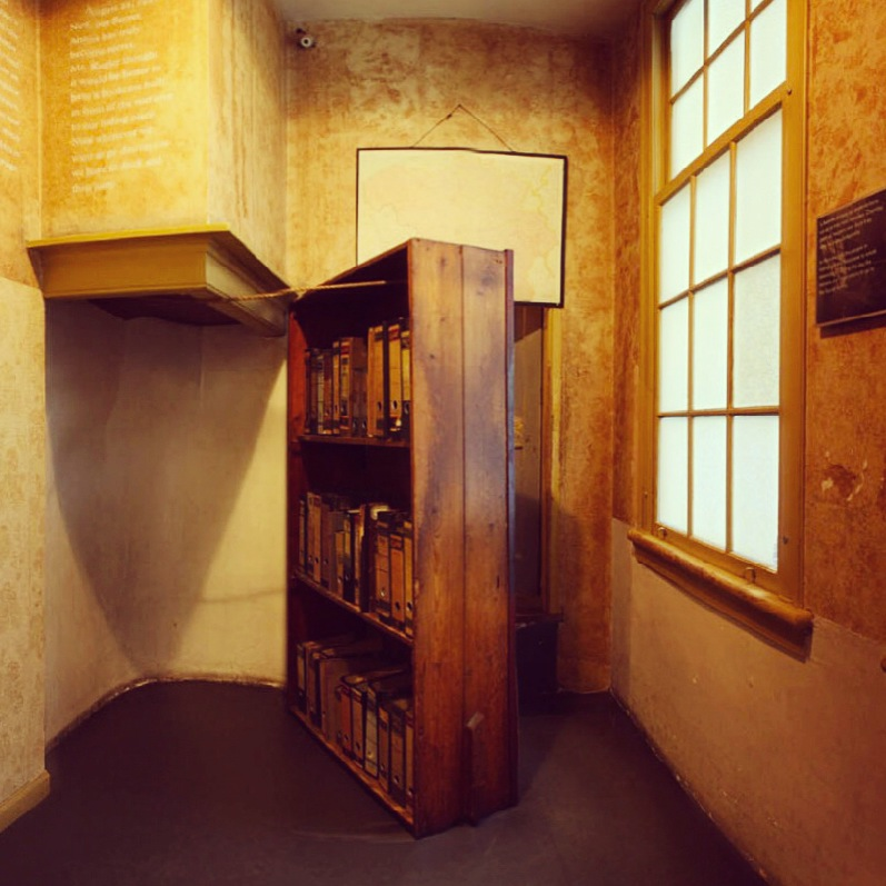 peace love wanderlust anne frank house amsterdam. Black Bedroom Furniture Sets. Home Design Ideas