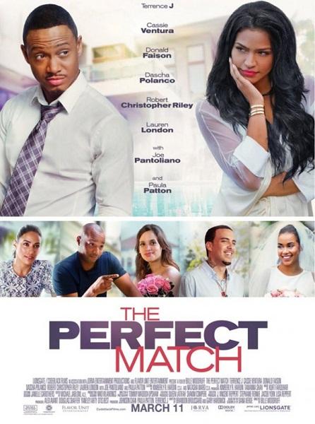 Film The Perfect Match 2016 Bioskop