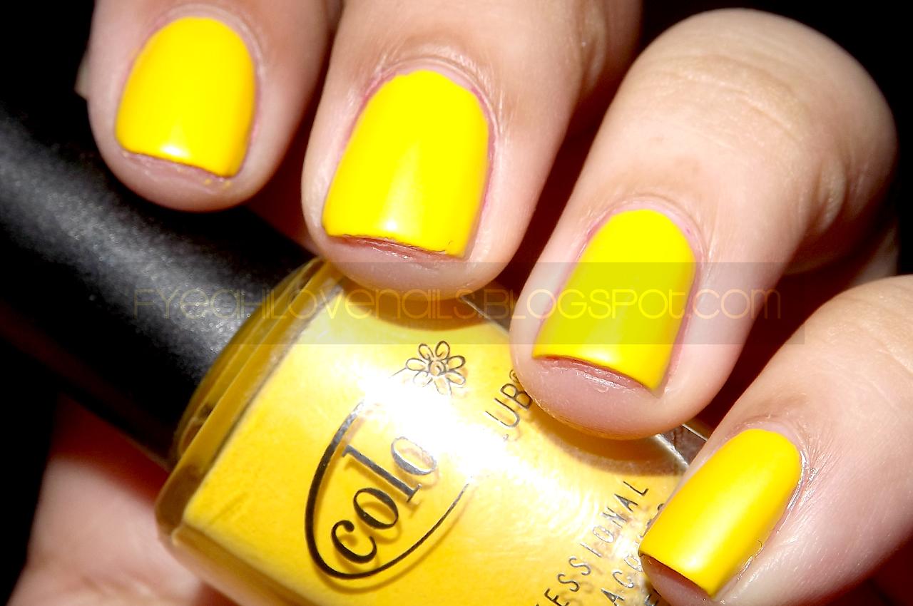 Yellow Underneath Fingernails 87