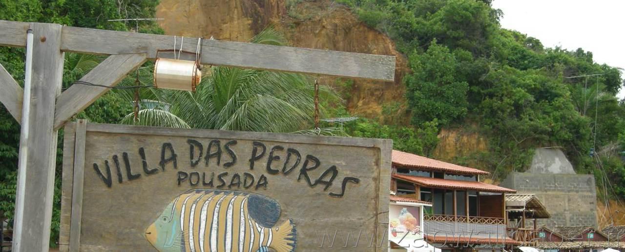 Un fin de semana en Morro de Sao Paulo