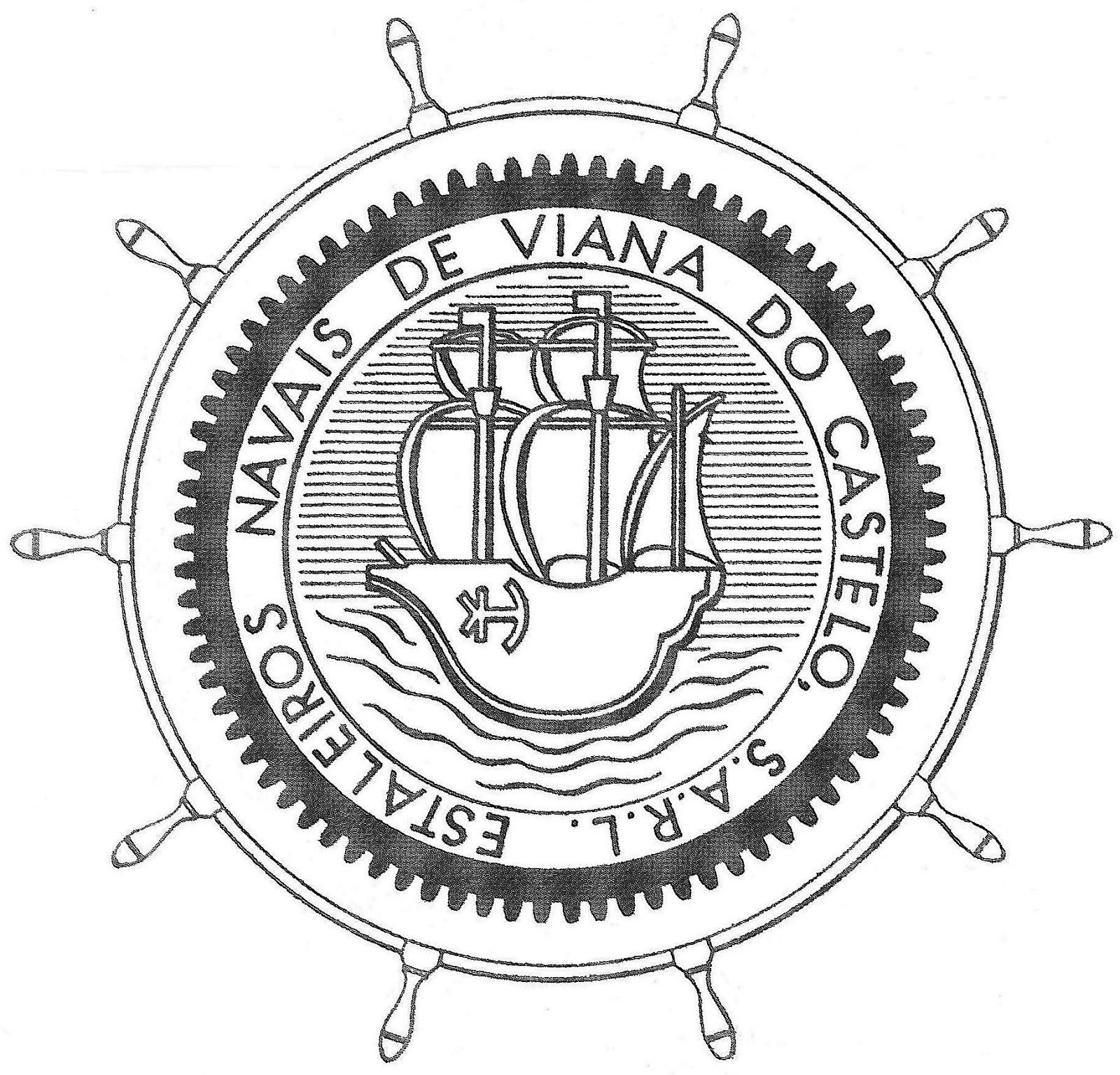 Simbolo dos Estaleiros Navais de Viana do Castelo