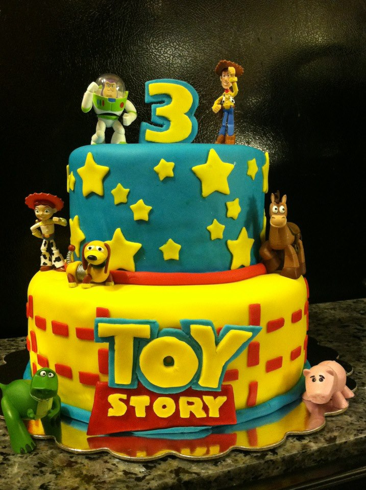 Toy Story Cakes For Boys : Cakes by liz toy story cake