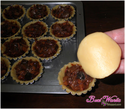 Resepi Mudah Pai Cendawan Lada Hitam Sedap. Cara Buat Mushroom Black Pepper Pie Senang