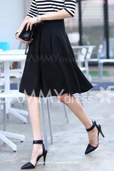 Midi Skirts for Petite Girls SammyDress