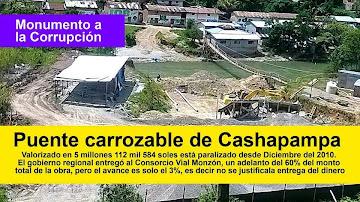 PUENTE CASHAPAMPA