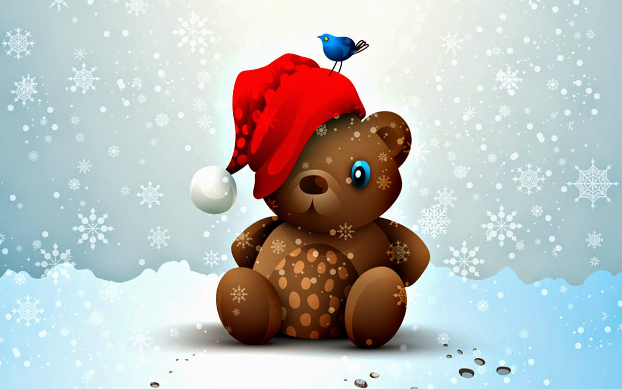 cute bear wallpapers for kids, hd pictures free download 2014 ~ full