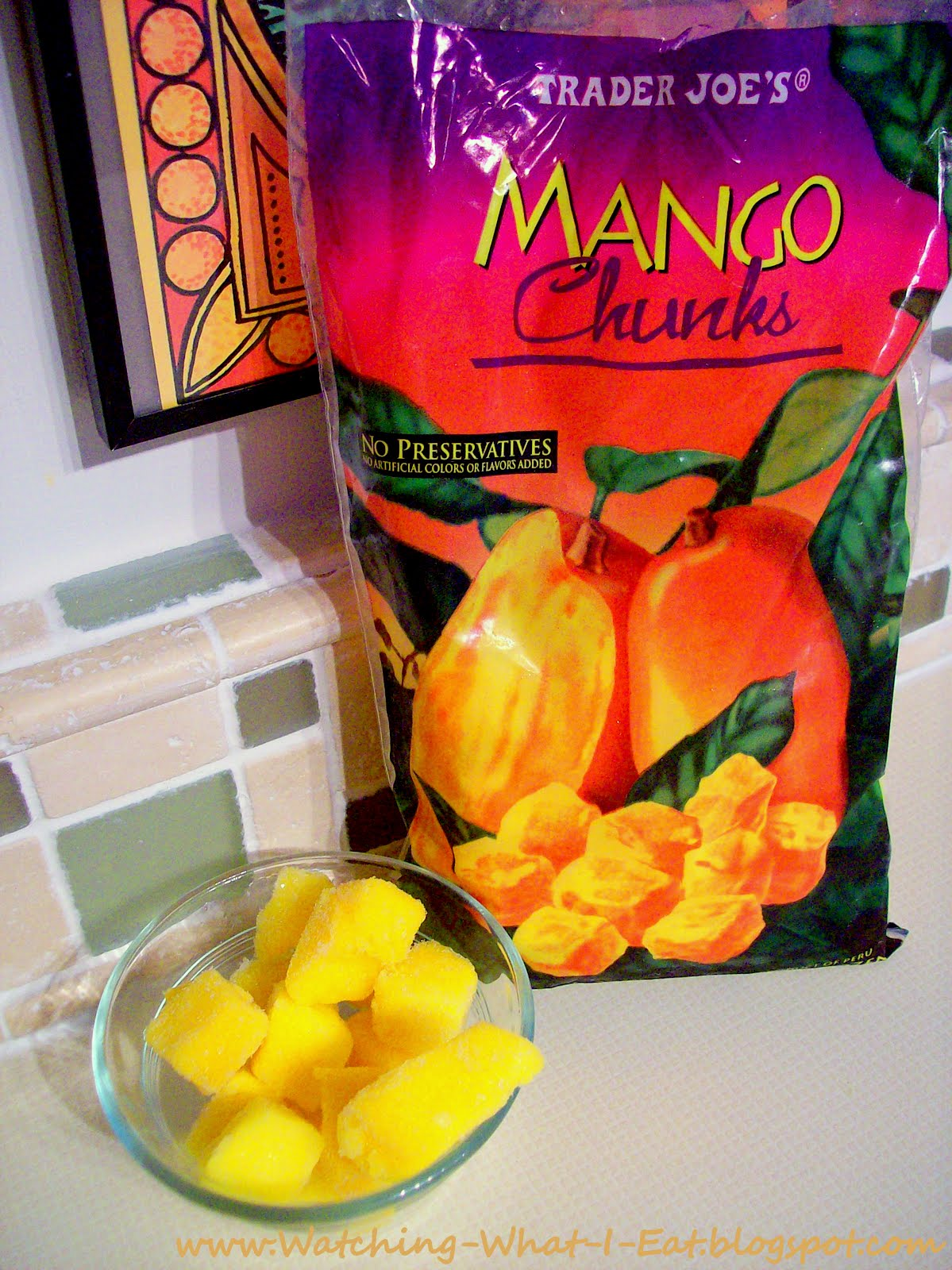 Trader Joe's Frozen Mango Chunks ~ This Is An Easy Way To Always Have This  Wonderful