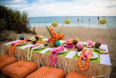 It S A Party Ful Life Perfect Summertime Party Theme Luau