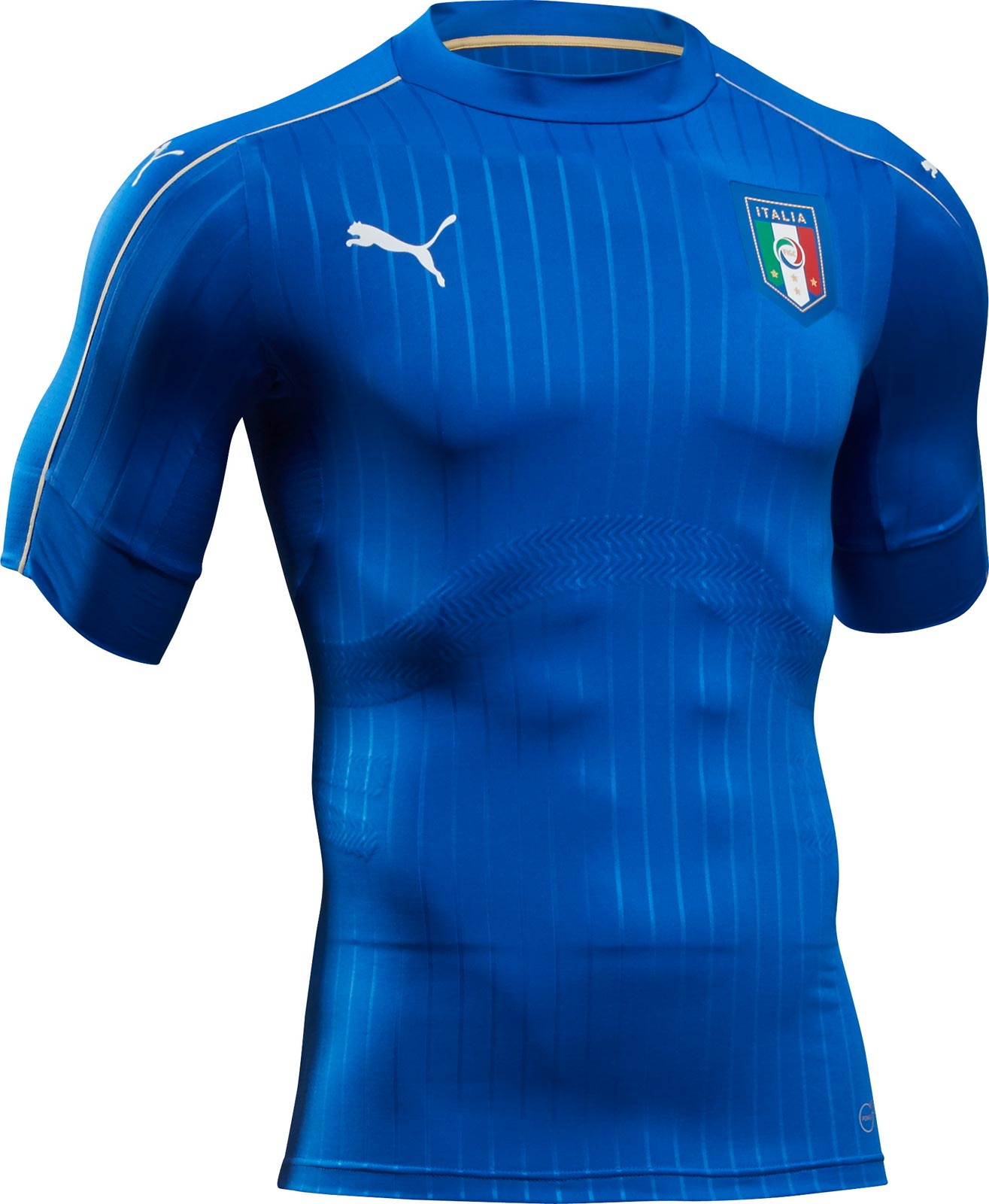 Puma italy euro 2016 kit released footy headlines for Italian kit