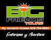 BIG FRIENDS TOURS