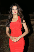 Glamorous Shanvi latest photos in Red-thumbnail-6