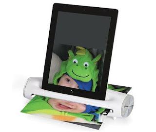İlginç Buluşlar - iPad Scanner