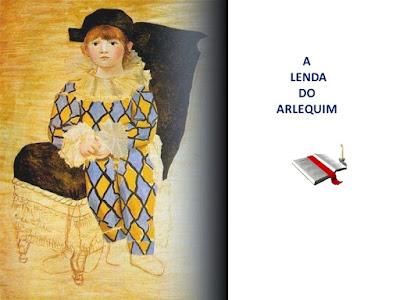 http://www.slideshare.net/casmaria/a-lenda-de-arlequim?ref=http://bibliotecadoscorreios.blogspot.pt/