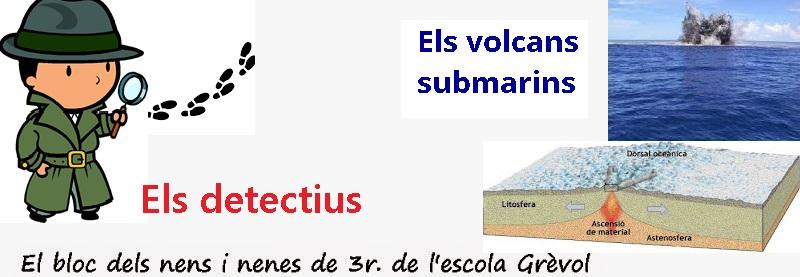 DETECTIUS I VOLCANS SUBMARINS