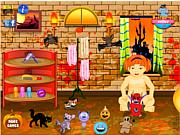 Bảo mẫu, chơi game chăm sóc em bé cực hay của 7k7k