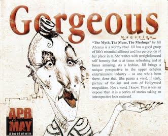 GORGEOUS Magazine Book Review