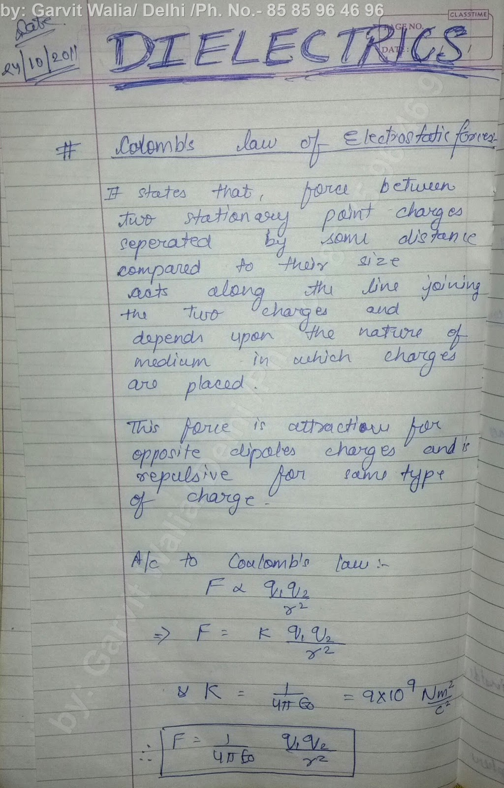 Mechanical Engineering 1st Semester Notes ...