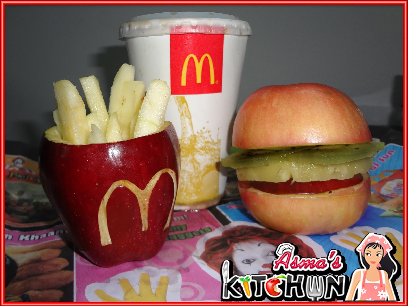 Mc apple meal asma s kitchen