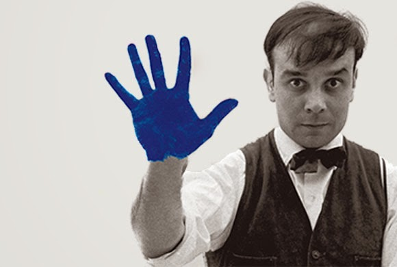 Dal 22 ottobre al 15 Marzo - Yves Klein e Lucio Fontana in mostra al Museo del Novecento, Milano