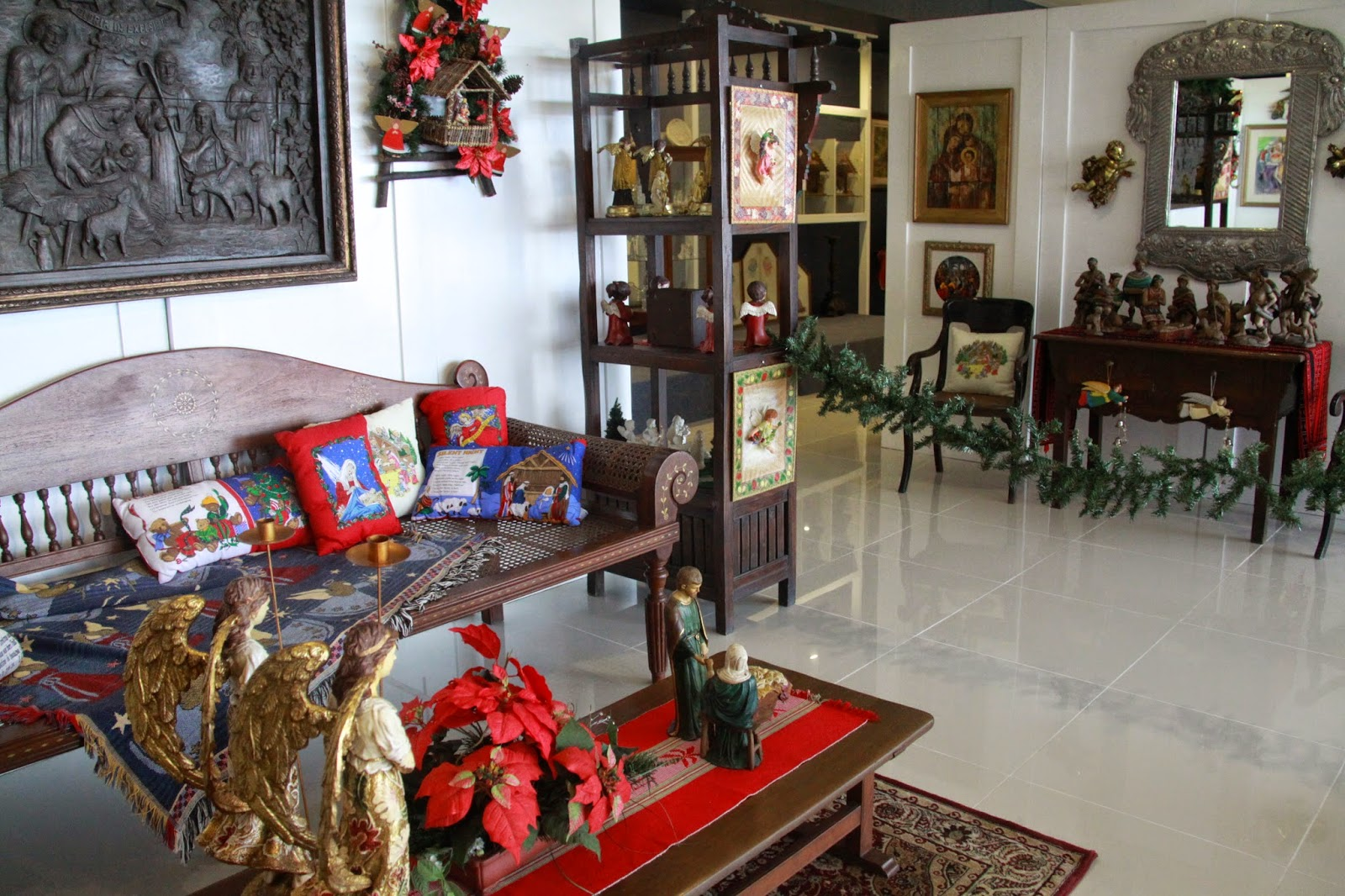 Sala set of Belens: The Spirit of Bethlehem