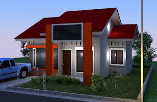Contoh Desain Rumah Idaman Minimalis dan Elegan 2015