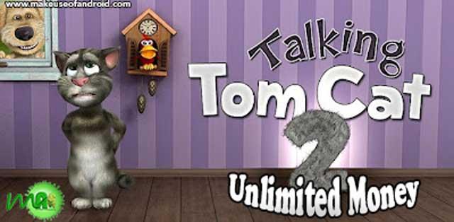 Talking Tom Cat Unlimited Money hack