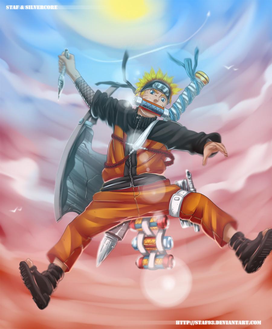Naruto chap 586 Trang 19 - Mangak.info