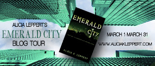 {ARC Book Review} Emerald City by Alicia Leppert