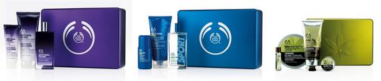 The Body Shop White Musk Sport Locker-Room Essentials