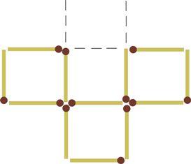 Детские игры: Логические задачи со спичками