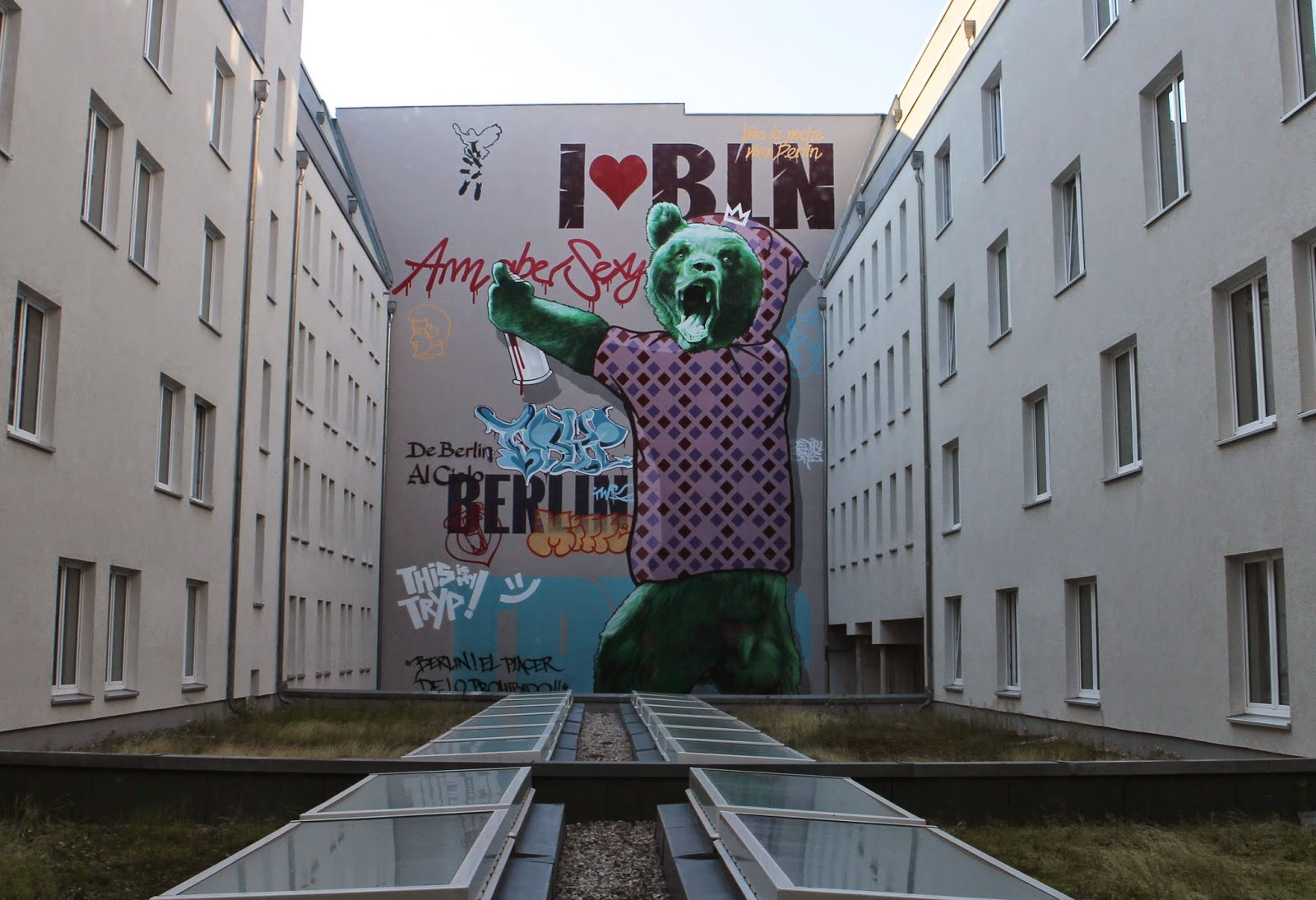 tryp, berlin , mitte