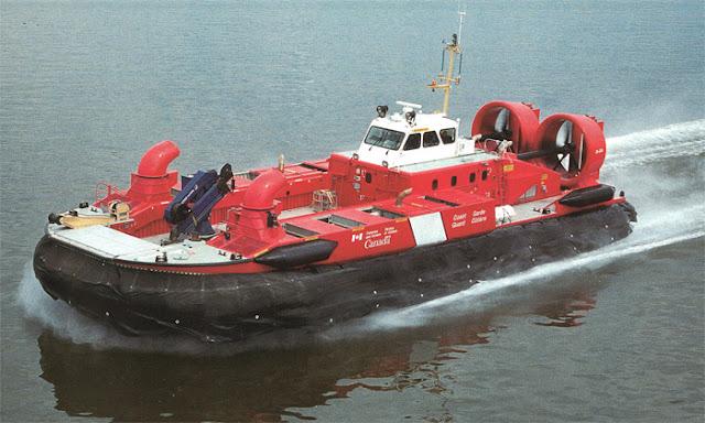 Alat Transportasi Hovercraft 03