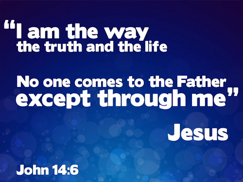 """Truth Devotion: """"I am the way and the truth …"""" – Men of Truth"""