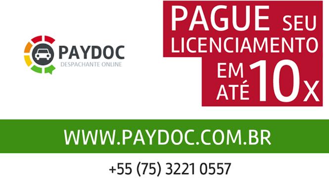 Paydoc - Emplacamento em 10x