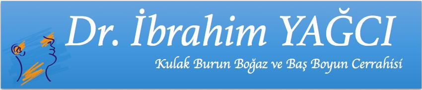 Dr. İbrahim YAĞCI