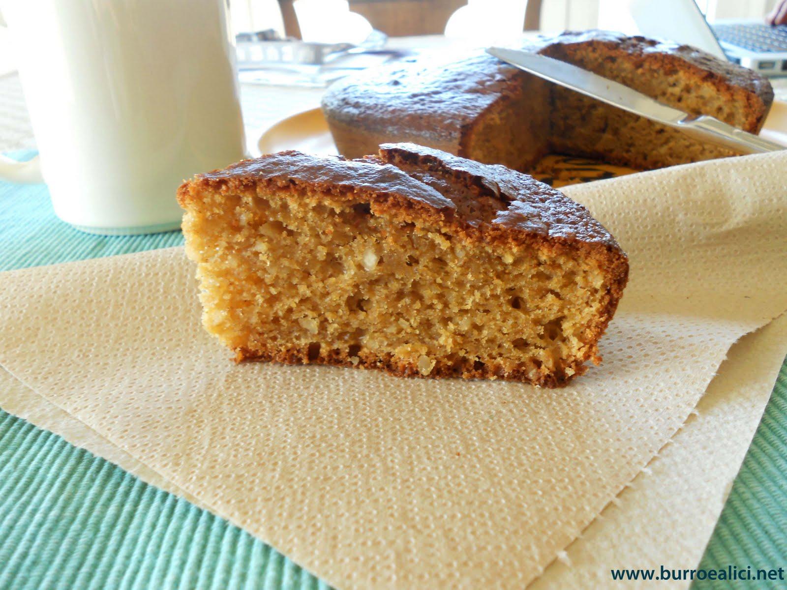 Ricetta dolce con farina integrale e yogurt