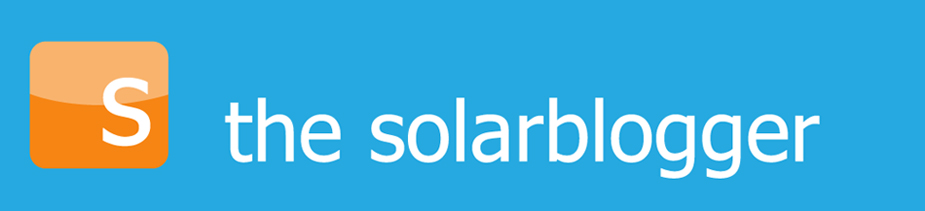 the solarblogger