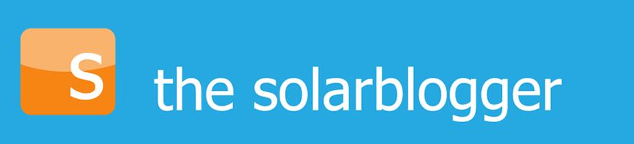 the solarblogger