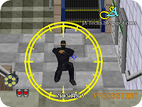Virtua Cop 2 PC Game Snapshot 1