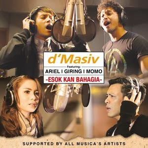 D'Masiv - Esok Kan Bahagia (Feat. Ariel, Giring, Momo)