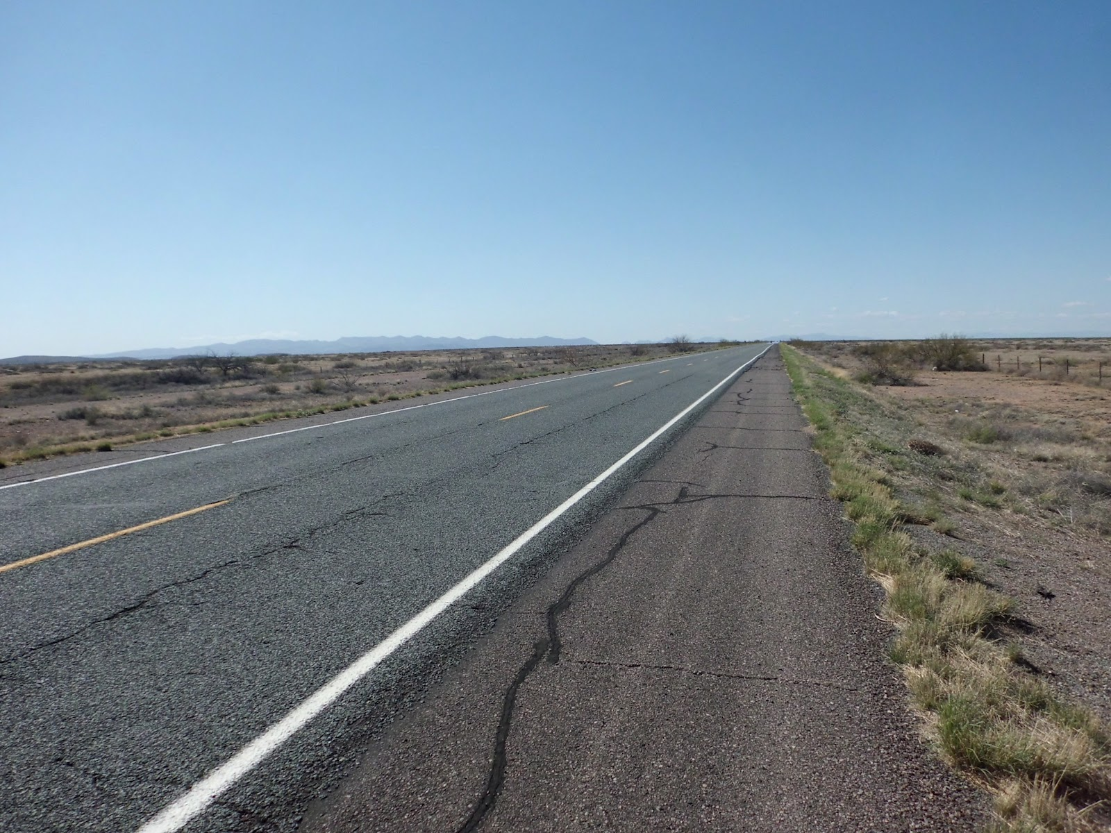 Two perdues xc bike tour 2012 day 43 oak grove nm to for T s dining virden